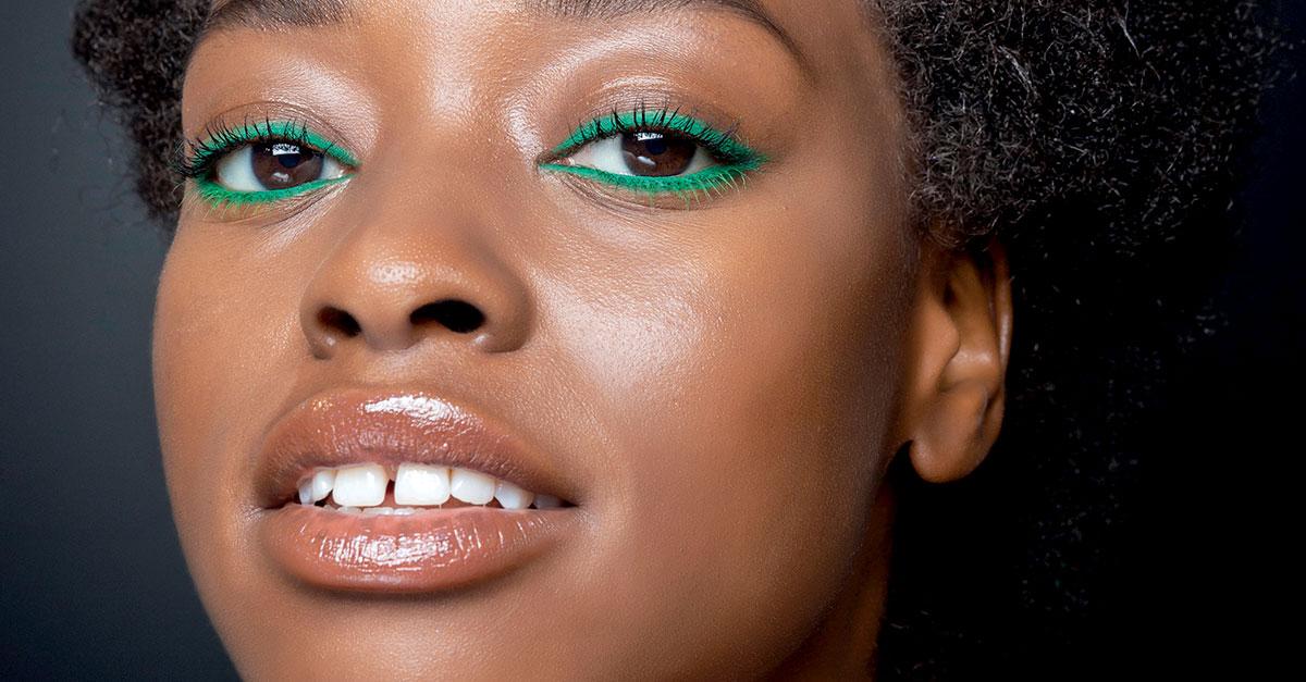Look-beauté-yeux-vert-maquillage