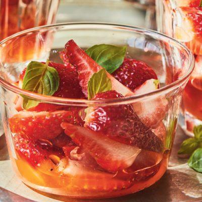 fraises-au-limoncello
