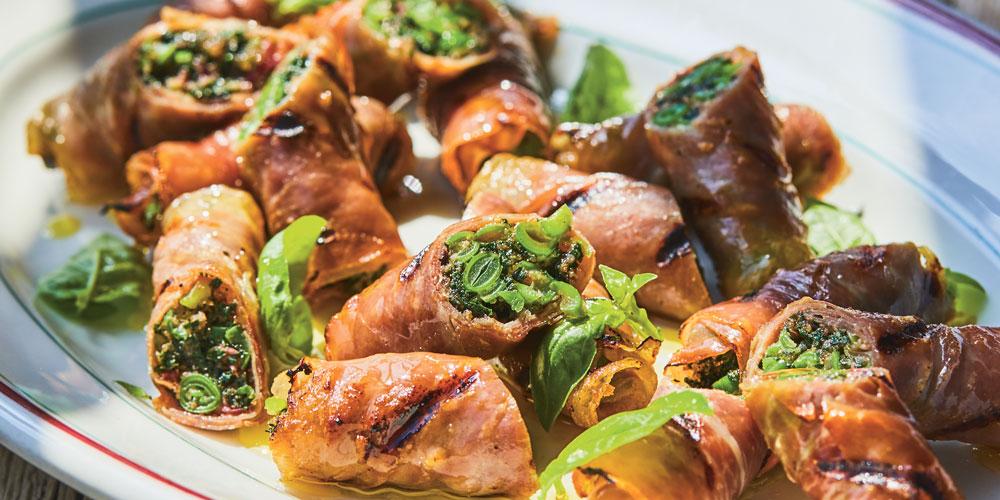 involtinis-prosciutto-grillés